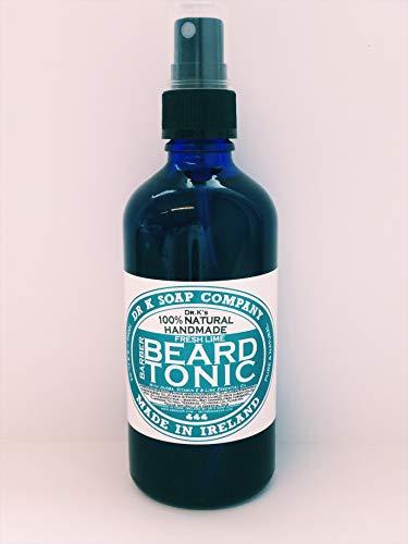 Fresh Lime Beard Tonic Spray transparent 100 ml