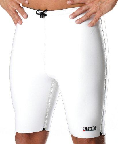 Derbystar Thermohose, S, schwarz weiß, 7402030000