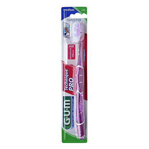 GUM Technique PRO Zahnbürste medium