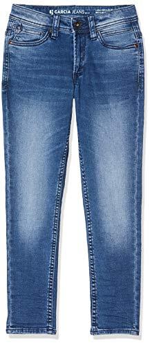 Garcia Kids Lazlo Jeans, Bleu (Medium Used 8543), 9 Ans Fille