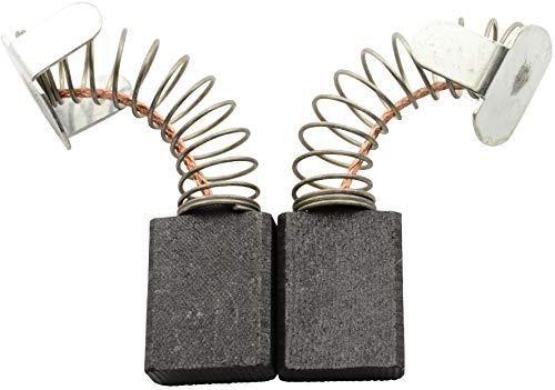 Escobillas de Carbón para RYOBI R501 fresadora - 6,4x13,4x17mm - 2.4x5.1x6.7''