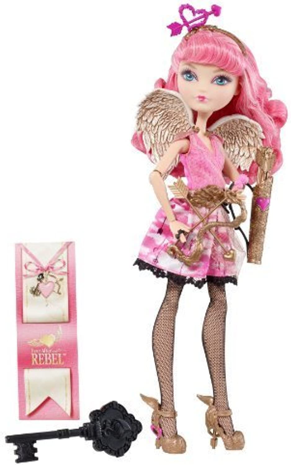 Ever After High C.A. Cupid Doll by Mattel [Toy]