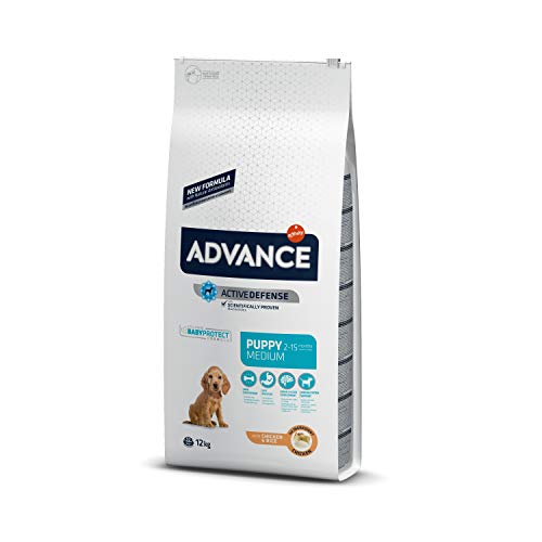 Advance Advance Pienso para Perro Medium Puppy con Pollo - 12000 gr