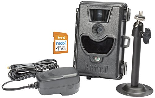 Bushnell 6 Megapixel No Glow Black LED Wi-Fi Surveillance Camera with Night Vision - http://coolthings.us