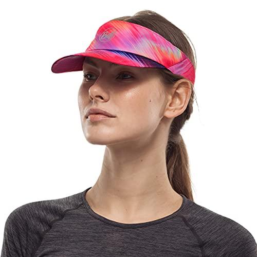 Buff R-Shining Visera, Mujer, Pink, Talla única