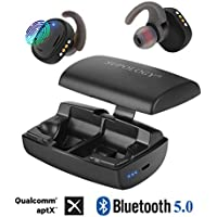 Supology Wireless Earbuds with 3000mAh Power Bank
