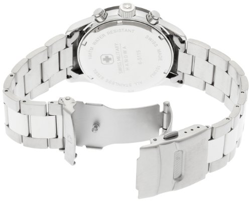 『[スイスミリタリー] 腕時計 ML-369 正規輸入品 シルバー』の2枚目の画像