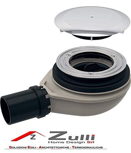 New Geberit Duschablaufgarnitur 90 mm flach H 30 mm Code 150.583.21.1