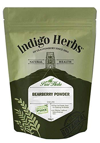 Indigo Herbs Beredruifpoeder Uva ursi 250g