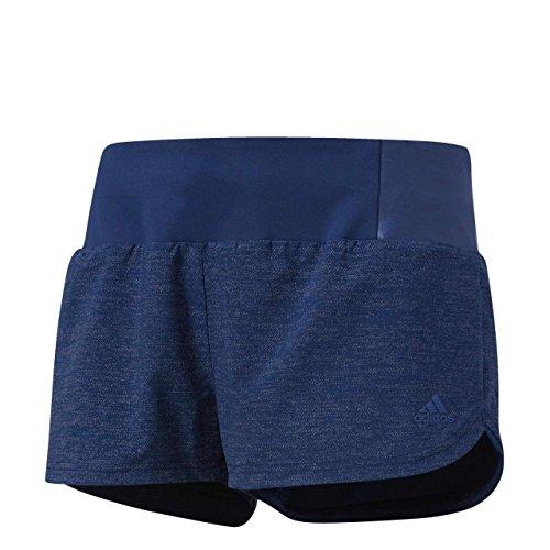 adidas Sn Glide SHO W Pantalón Corto para Mujer, Azul (Azumis), M/2