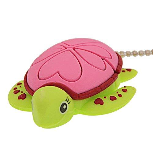 Kepmem 16GB USB-Flash-Laufwerk USB 2.0 Speicherstick Niedlich Baby Schildkröte Mini Pen Drive