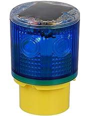 Scicalife LED Luz de Advertencia Estroboscópica Solar Seguridad Intermitente Tráfico de Barricada en La Carretera Señal de Vehículo Automática Señal de Tráfico Torre de Grúa de Fábrica