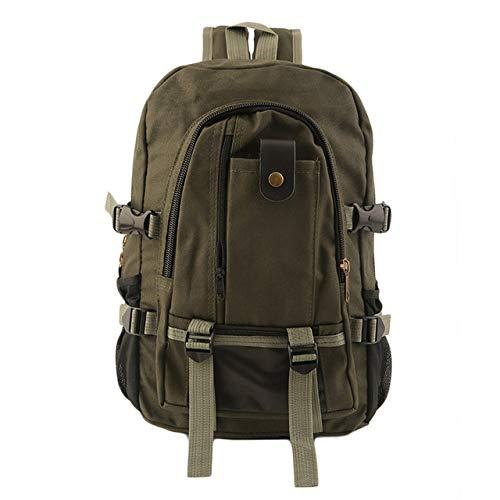 QND,Backpack Unisex Backpacks Women Vintage Canvas Backpack Rucksack School Satchel Men's Travel Shoulder Bag Outdoor Bags,China