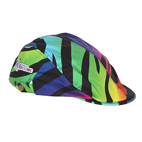 Royal & Awesome Pars and Stripes, Gorra plana., Hombre, color Wild Ones., tamaño Talla única