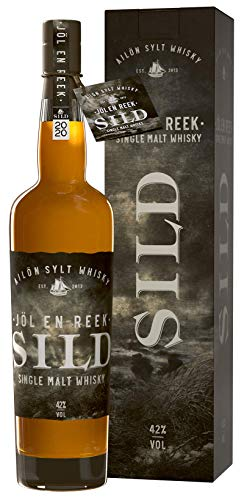 Sild Whisky JÖL EN REEK Single Malt Whisky 2020 42% Volume 0,7l in Geschenkbox Whisky