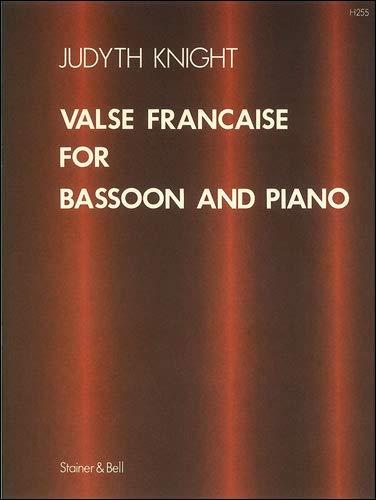 Valse Francaise – Ritter, Judyth (Fagott und Klavier)