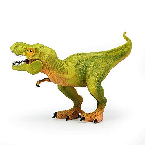 Tirannosaurus plastica Simulazione Ornamenti Dinosauri, Bambini Modello Animale Giocattolo e Regali per Bambini, 24 x 10,5 x 16,5 cm