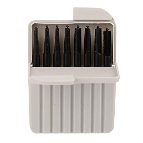 8 pezzi set filtro cerume monouso professionale compatibile con RESOUND, PHONAK per apparecchi acustici