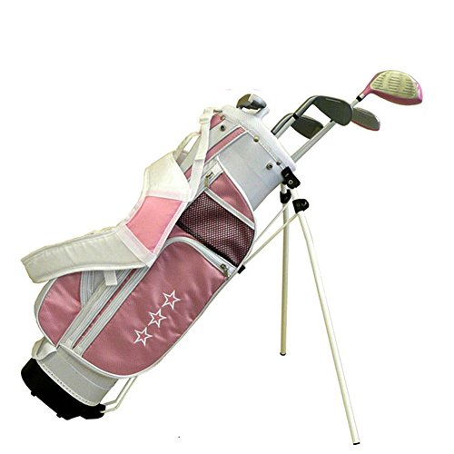 Crestgolf Junior Golf Clubs Complete Sets Golf Package-Range from Age 3-12,includs 5...