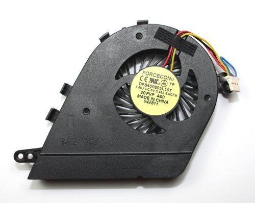 3CTOP Laptop CPU ventilator Compatibel voor DELL Latitude E5420 02CPVP MF60120V1-C090-S99 COOLING FAN CECON DFS400805L10T FA6J