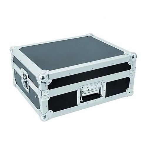 Roadinger 3011157A Profi MCV-19 Mixer-Case (variabel, 8HE) schwarz