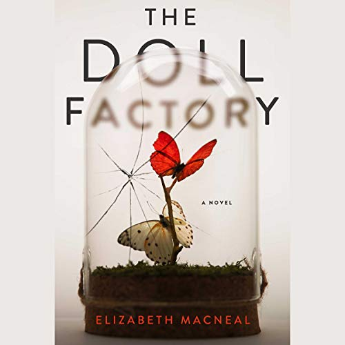 The Doll Factory audiobook cover art