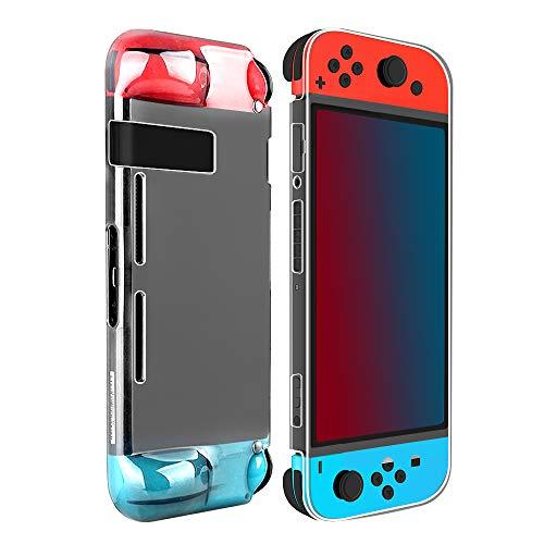 SDTEK Custodia in Gel per Nintendo Switch Protezione in Silicone Morbido Anti Shock