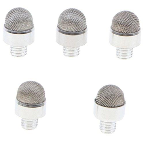 balikha Paquete de 5 Puntas de Fibra Micro Capacitiva para, Teléfono Celular, Stylus Pen Dia