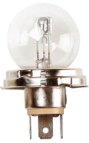 1 x Bague P45T 12 V 45/40 W R2 asymétrique lampe frontale ampoule de phare – R410