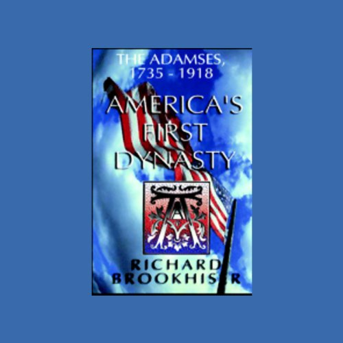 America's First Dynasty cover art