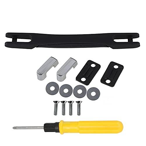 RDEXP Black Flexible Spare Strap Handle Grip Replacement for Suitcase Luggage Case 22.5cm (B19)