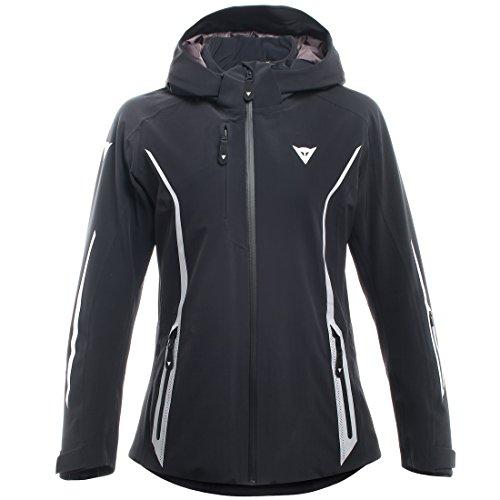 Dainese Damen HP2 L1 Jacke, Stretch-Limo/Vapor-Blau, L