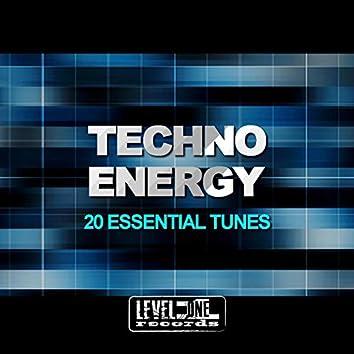 Techno Energy (20 Essential Tunes)