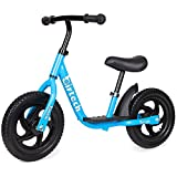 Balance Bike for Kids Toddler, 12'' No Pedal Strider Training Bicycle...