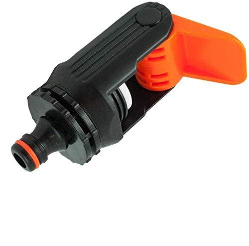 GH TRADE Adapter mit auslauf für Mischbatterie Küche Garten Schlauch Verbinder Fitting