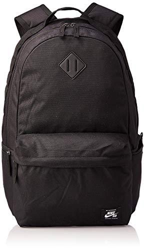 Nike SB Icon Backpack - Black/Black/White, One Size