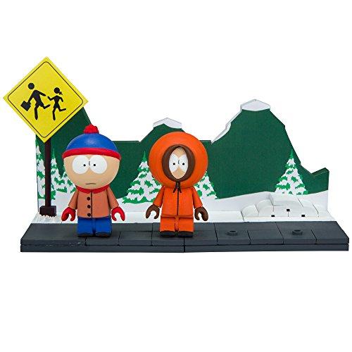 South Park 12876 Bausatz, Mehrfarbig