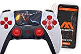 Spider PS5 Smart Rapid Fire DualSense Custom Modded Controller All Shooter Games & More