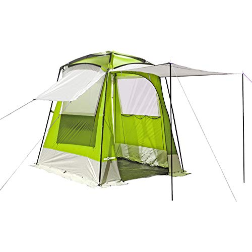 Brunner Chef II - Carpa - Gris/Verde 2015