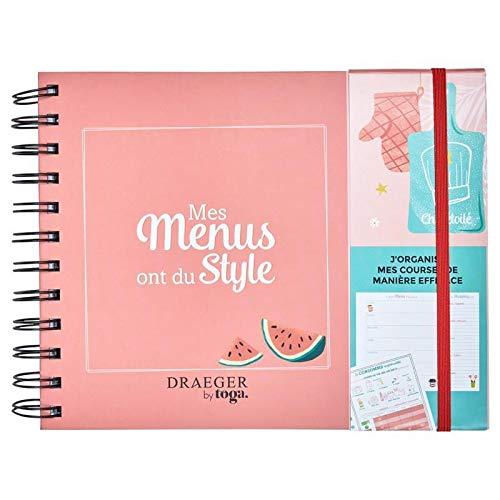 Draeger Paris - Menu Planner Mes menus Ont du Style