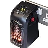 871903 Calentador eléctrico 350WTT calienta hasta 23m² temperatura hasta 32 °