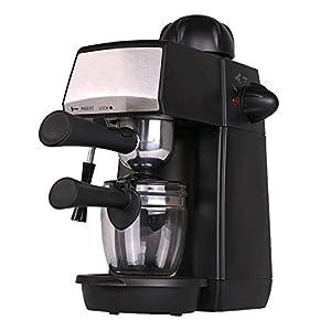 Grunkel – Cafetera espresso con presión de 5 bares, para 4 tazas