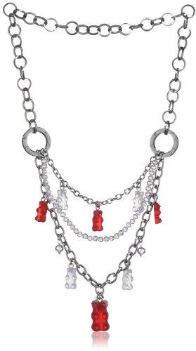 Haribo Bijoux Damen-Halskette Edelstahl 360376500