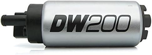 Deatschwerks 255LPH Sacramento Mall In-Tank Special Campaign Fuel Pump Install Kit W 9-0791