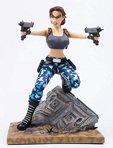 Gaming Heads Tomb Raider III - Statuette 1/6 Lara Croft Regular Version 30 cm