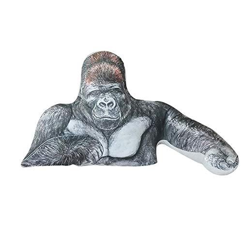 Creativa del gorila de juguete de felpa cama for dormir
