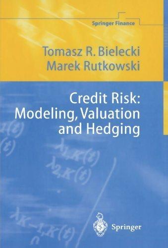 『Credit Risk: Modeling, Valuation and Hedging (Springer Finance) by Tomasz R. Bielecki Marek Rutkowski(2010-12-01)』のトップ画像