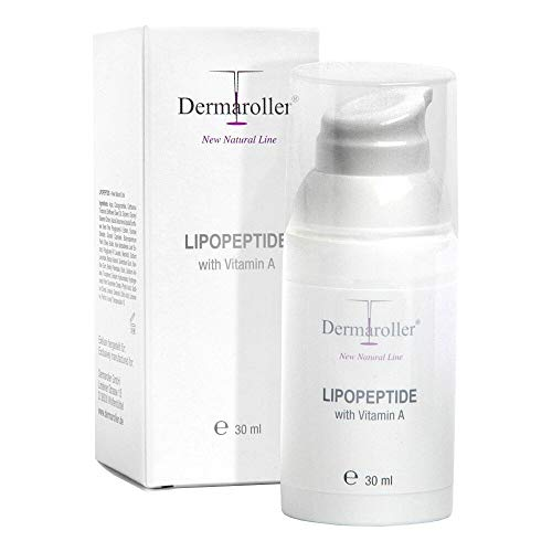DERMAROLLER New Natural Line Lipopeptide Creme 30 ml Creme