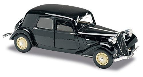 Solido - 118357 - Véhicule Miniature - Modèle À L'Échelle - Citroën Traction Av 11 Berline - Echelle 1/18