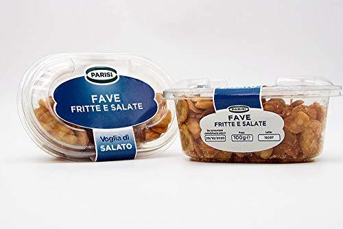 Parisi Fave Fritte E Salate - 100 Gr